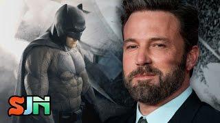 Ben Affleck Might Bail on The Batman?