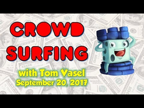 Crowd Surfing - September 20, 2017 (Dice Tower Previews)