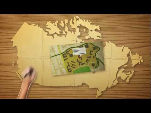 Map Canada with Google Map Maker