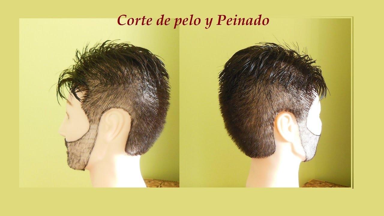 Como cortar el pelo corto con tijeras