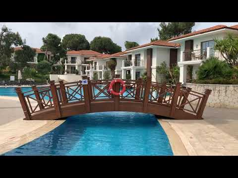МЕГА ВИДЕО ОБЗОР отеля Ela Quality Resort Belek