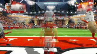 Kinect Sports: Sezon 2 PL - video recenzja (videorecenzja z komentarzem) Grasz24.pl