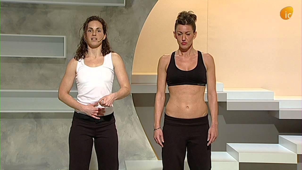 Ejercicio f sico hipopresivos gimnasia abdominal - Como hacer gimnasia en casa ...