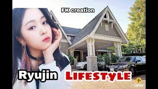 ITZY Ryujin Lifestyle | Age | Height | Facts | Biography | Profile | and More by FK creation