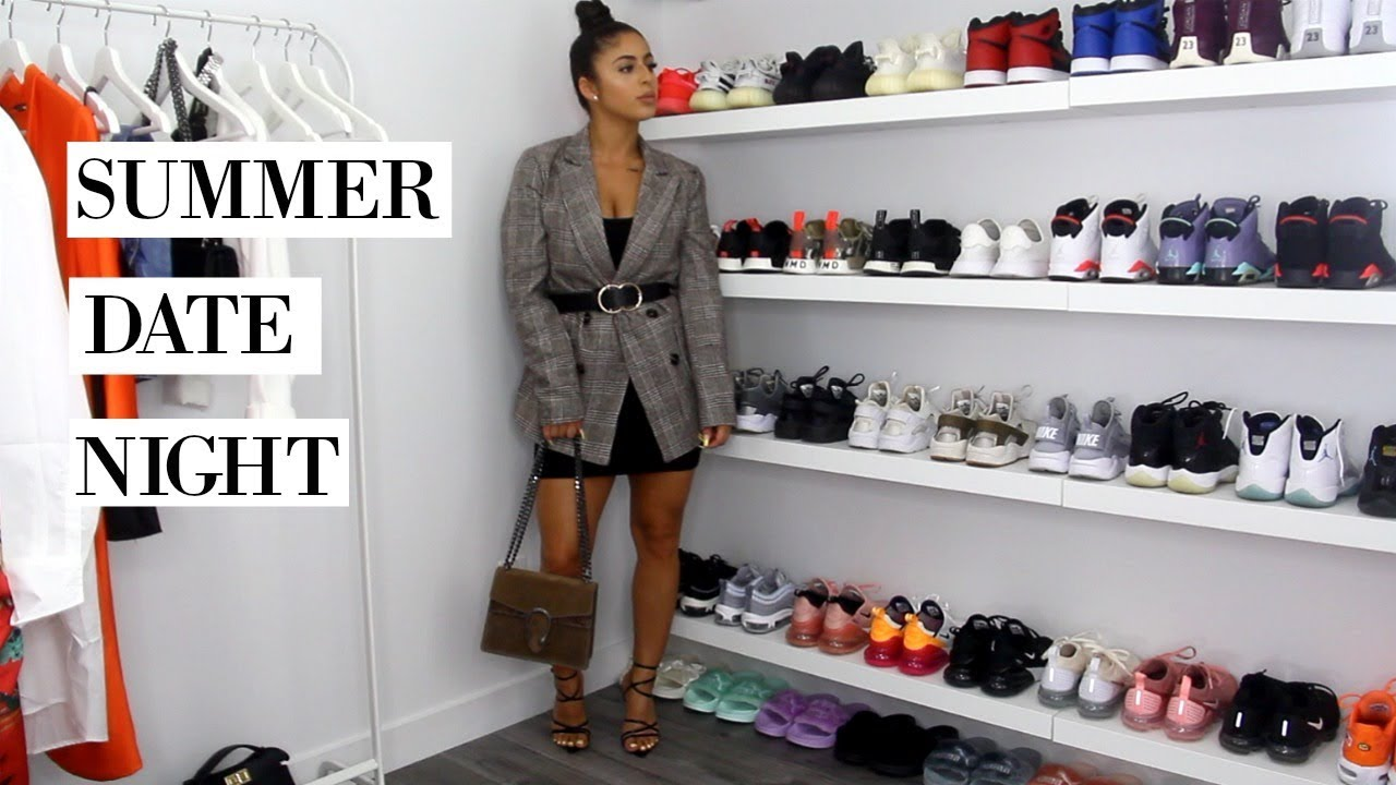 7 SUMMER DATE NIGHT OUTFIT IDEAS | A LOOKBOOK 8