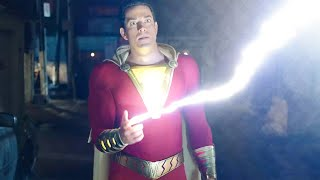 SHAZAM! - 6 Minutes Clips + Trailers (2019)