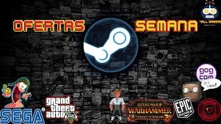 JUEGOS GRATIS Y OFERTAS DE LA SEMANA STEAM - EPIC GAMES - GOG - OCTUBRE🎮☢🎯