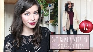 GET READY WITH ME: MAKE-UP & BOHO OUTFIT