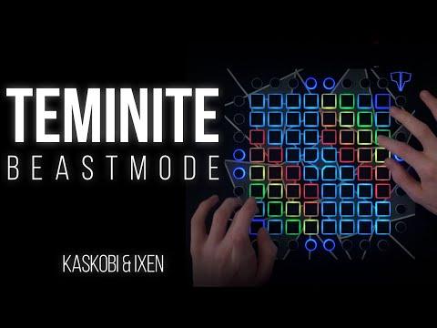 Teminite - Beastmode  Launchpad Cover