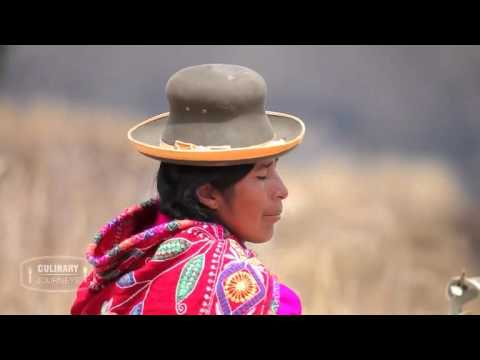 Part 2 Discover an ancient recipe of the Incas.
