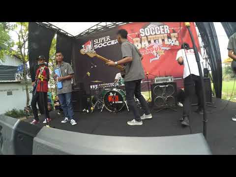 Random Rocksteady - Intro Perform On Stage Event Soccer Battle Campus 2018 ( Super Soccer )