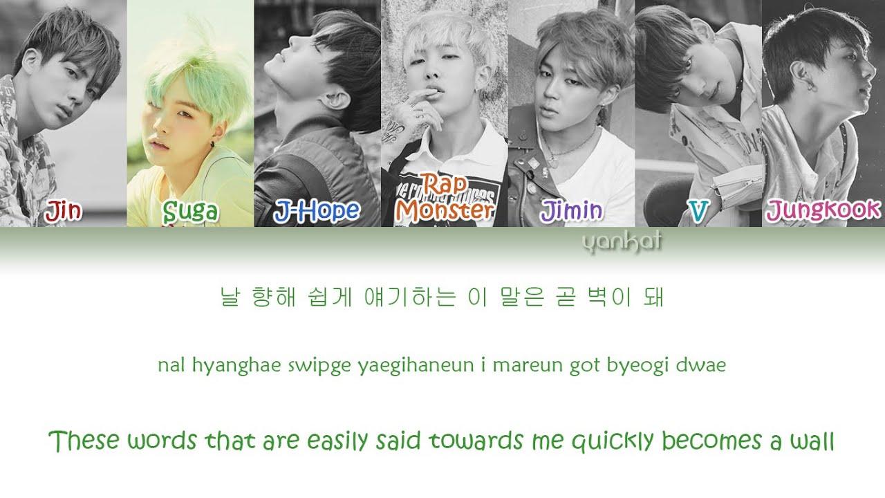 11 powerfully moving BTS lyrics | SBS PopAsia