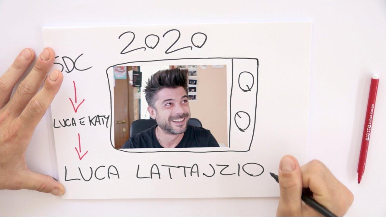 DRAW MY LIFE - Luca Lattanzio (2020)