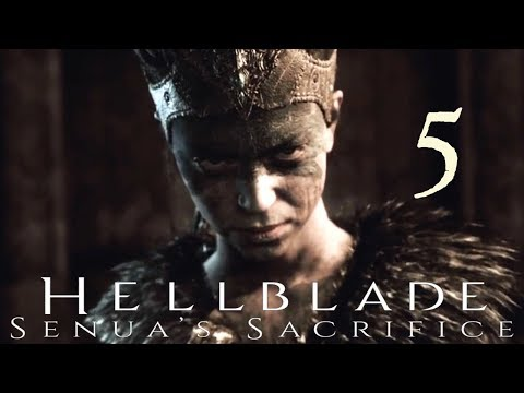 Hellblade Senua's Sacrifice - 2 Girls 1 Let's Play Part 5