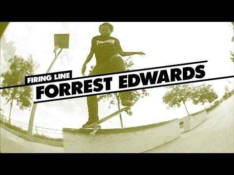 Firing Line: Forrest Edwards