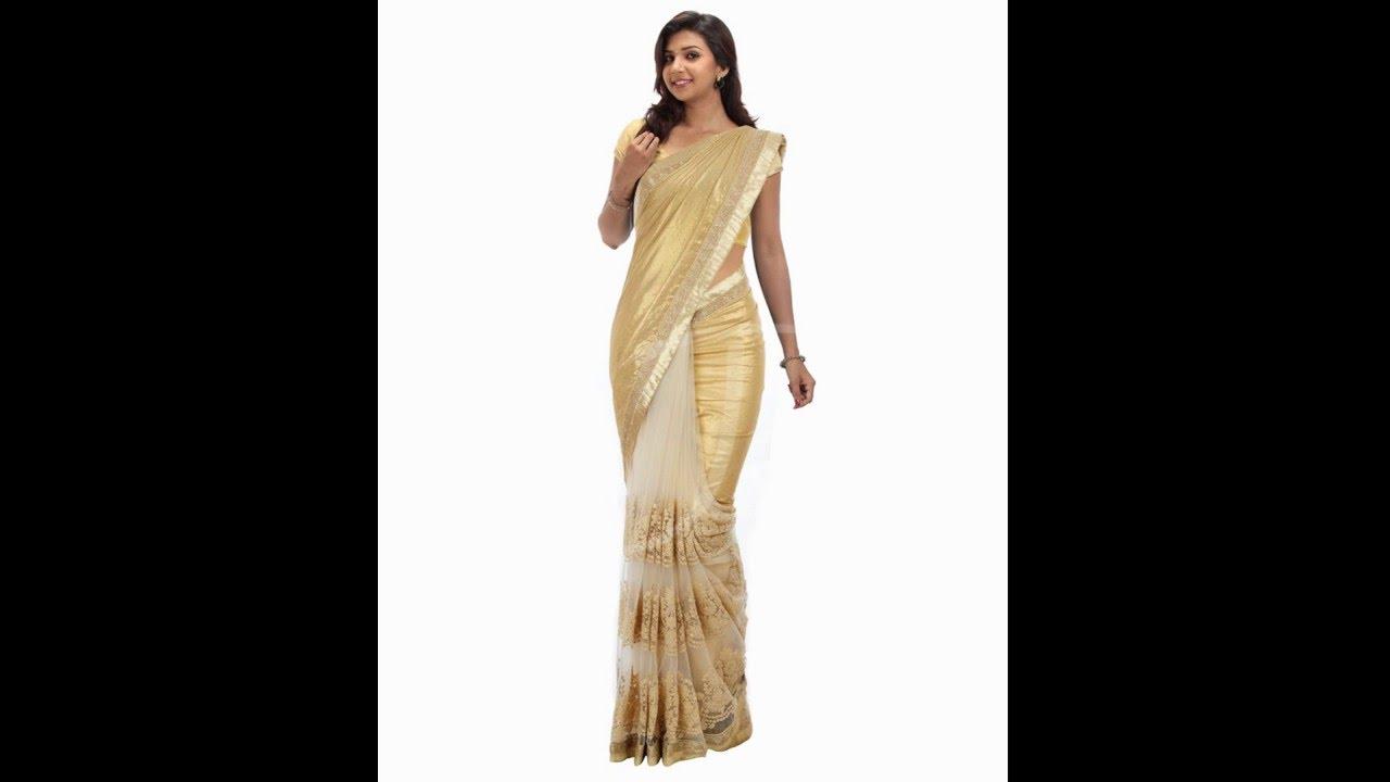 Latest Wedding Bridal Sarees -Jayalakshmi Silks - YouTube