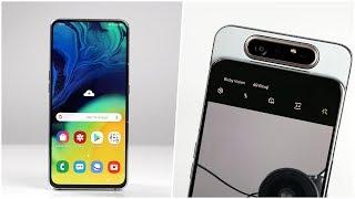 Samsung Galaxy A80 - Meine Meinung & Ersteindruck (Deutsch) | SwagTab