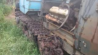 Восстановление и капитальный ремонт трактора Т 150 начало