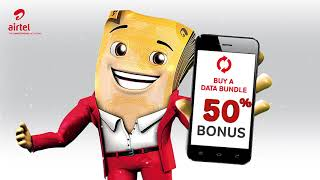 Baixar Electronic recharge with Airtel Money