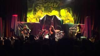 Municipal Waste Part 1/5 1080p (GWAR World Maggot Tour) Live @House of Blues San Diego 4-03-2012