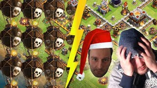 Clash of Clans ☆ Mit BALLONS ONLY besiegt?!
