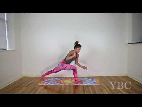 Yoga girl ♥ 30 Minute ☀ Creative Power Yoga Flow ✔ ♥ ✔