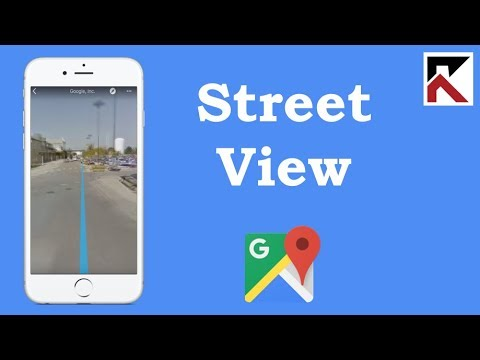 How To Get Street View On Google Maps