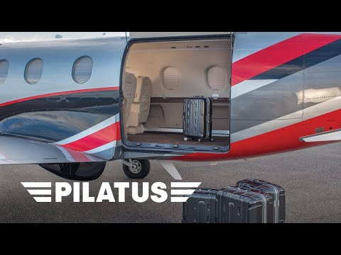 How many ways can you load a PC-12 ?