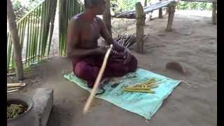 Как делают корицу на Шри Ланке