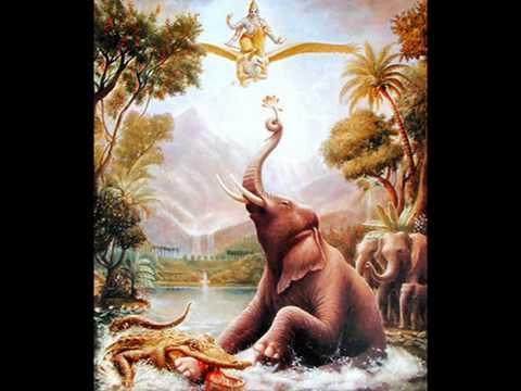 Image result for gajendra moksham images