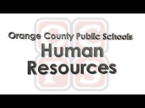 Careers - Orange County Public Schools