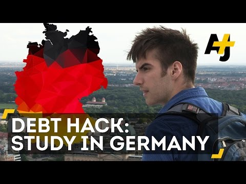 How To Get Germany To Pay For Your College Education