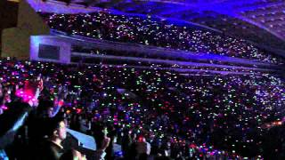 Paradise - Coldplay @ Dragon Stadium - Porto, Portugal 18/05/2012