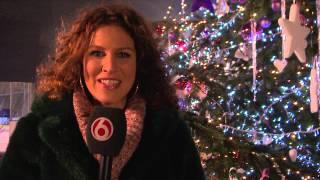 Een mooie kerst toegewenst door Selma van Dijk en Evelien de Bruijn