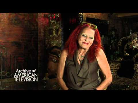 "Patricia Field on designing a style for ""Sex and the City"" - EMMYTVLEGENDS.ORG"