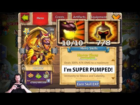 JT's Free 2 Play Talent Rolling SUPER LUCKY LETS GOOOO! Castle Clash