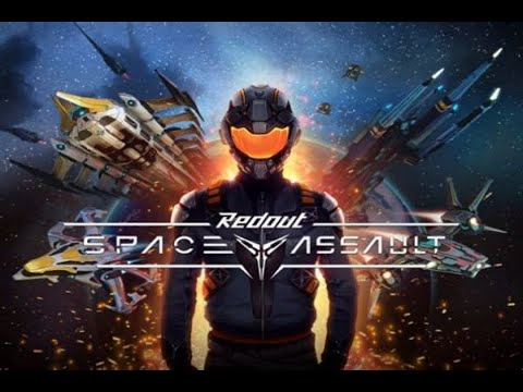 Redout Space Assault (Game Play ) |