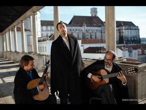 Fado de Coimbra - Republica da Saudade - Fado dos Olhos Claros @ Loggia, Coimbra
