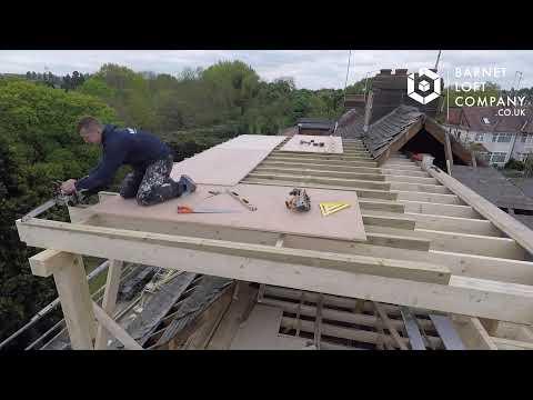 Loft Dormer Construction