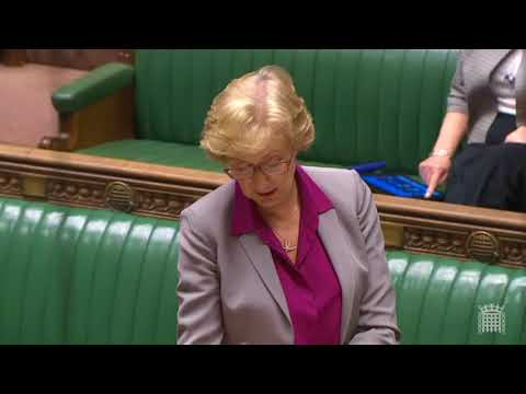Tributes to Michael Martin | Andrea Leadsom MP | 1st May 2018