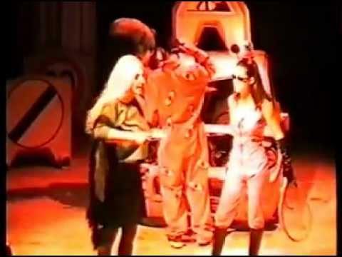 Clube de Teatro/Gilteatro-«Auto Estrada do Inferno»-Parte 2/2-E.B 2,3 El Rei D. Manuel I-1999