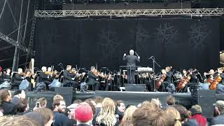 Superman theme at Copenhell 22/6-2018