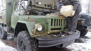 видео ЗИЛ-131 с консервации | Автомобильно-общественный блог