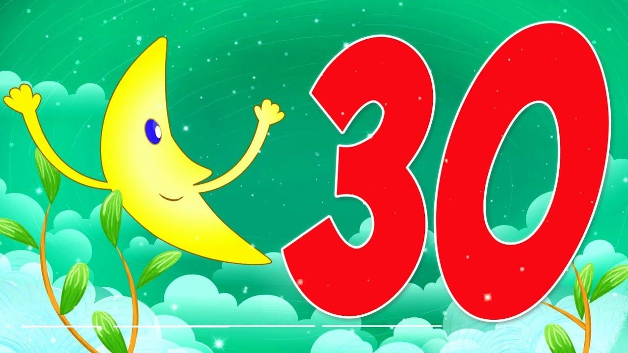 30 Dan Başlayarak Geriye Doğru üçer Ritmik Sayma 3 Er Geriye