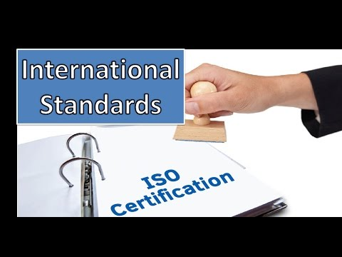 ANSI , IEEE and ISO standards !! Explained