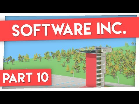 Software Inc #10 - BUILDING A HUGE TOWER