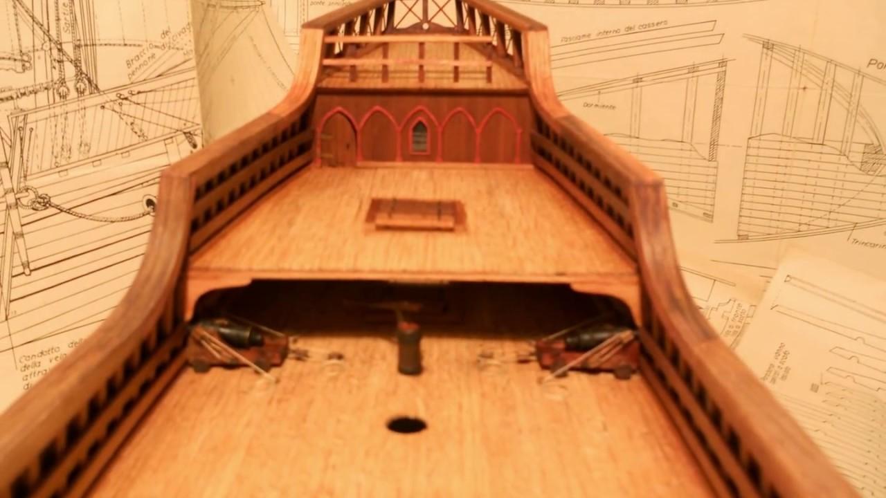 Velieri e navi antiche di giulio teofano youtube for Piani di costruzione di magazzino
