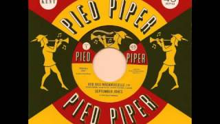 SEPTEMBER JONES - Voo Doo Madamoiselle - PIED PIPER / KENT