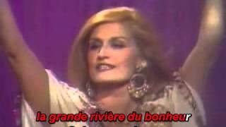 """Dalida """"Salma ya salama"""" karaoké"""