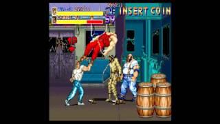 Final Fight (World) - Final fight arcade playthrough 60 fps - User video